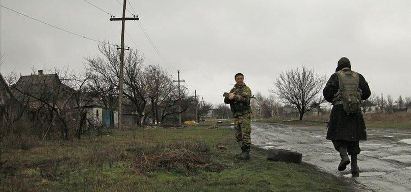 PRO-RUSSIAN SEPARATISTS KILL SOLDIER IN EASTERN UKRAINE