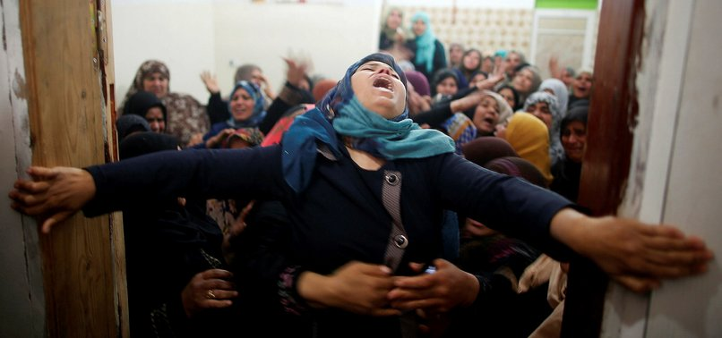 'ASHAMED TO BE ISRAELI', PROMINENT HOST SAYS AFTER GAZA KILLINGS