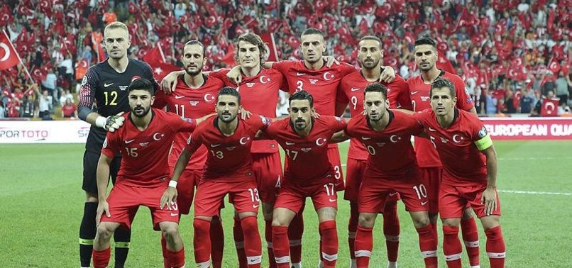 TURKEY TO FACE MOLDOVA IN EURO 2020 QUALIFIERS
