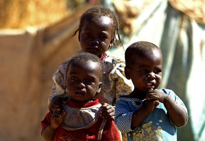 Children arrive at the Zamzam IDP camp for Internally Displaced Persons (IDP), near El Fasher in North Darfur February 4, 2015. (Reuters Photo)
