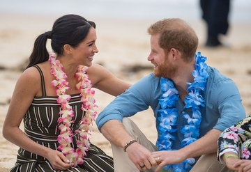 Prens Harry ve Meghan Markledan eleştirilen hareket!