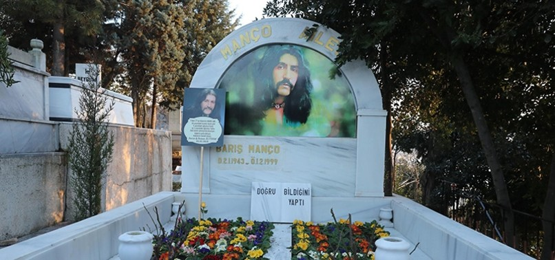 TURKEY HONORS BARIŞ MANÇO 20 YEARS AFTER HIS DEATH