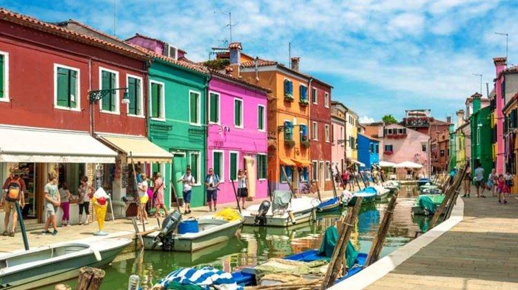 Dünyanın En Renkli 10 Destinasyonu