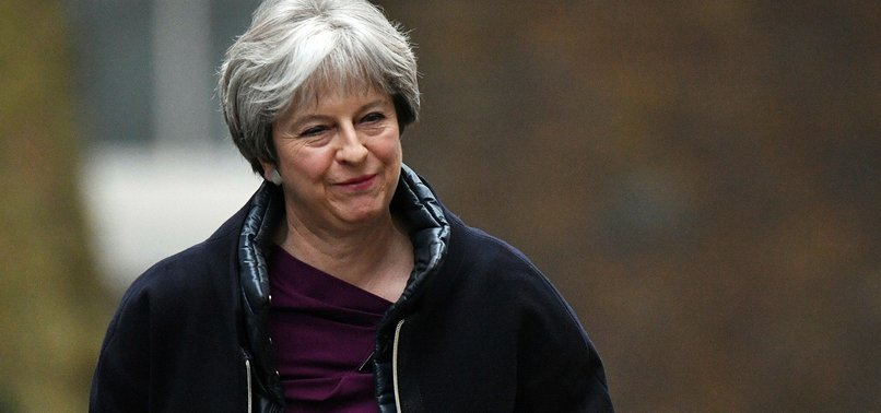 UKS MAYS ATTEMPT TO REASSERT AUTHORITY BRANDED A SHAMBLES