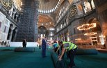 Istanbul's iconic Hagia Sophia reopens as a mosque for Muslim prayers after 86-year hiatus