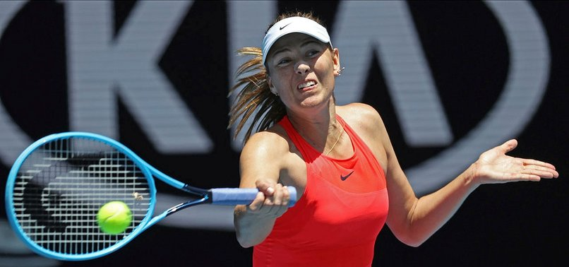 SHARAPOVA OUT OF AUSTRALIAN OPEN, DOESNT KNOW IF SHELL BE BACK