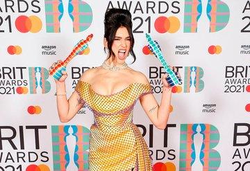 Brit Ödülleri'ne Kadınlar Damga Vurdu