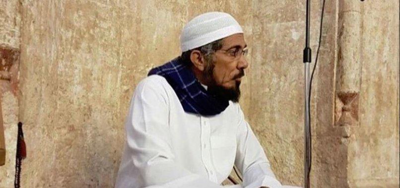 EXECUTION OF JAILED SAUDI PREACHER 'SHOCKING': SON