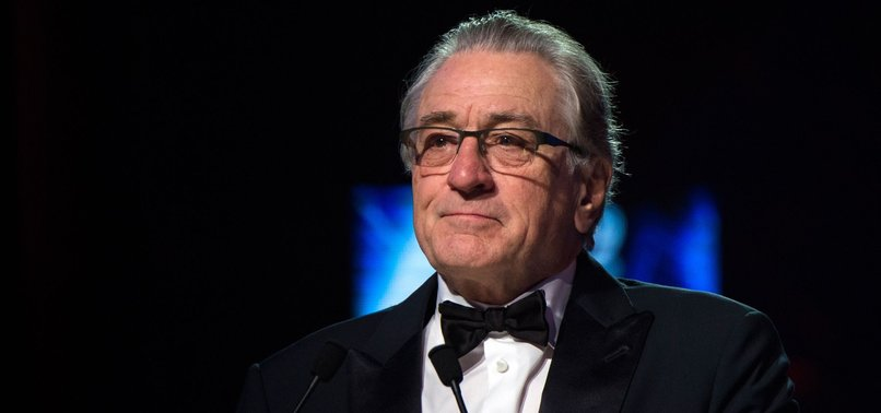 ACTOR ROBERT DE NIRO CALLS FOR ACTION ON KHASHOGGIS MURDER