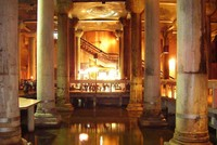 Run by Istanbul Metropolitan Municipality's cultural enterprise Kültür A.Ş. and named the third most visited place in Turkey by international tourists, the Basilica Cistern will undergo extensive...