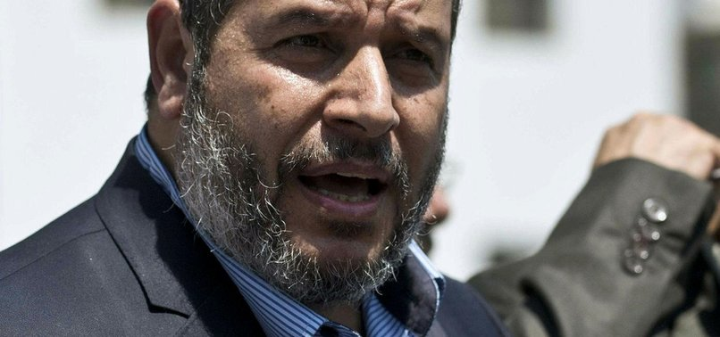 HIGH-LEVEL HAMAS DELEGATION SETS OUT FROM GAZA TO CAIRO