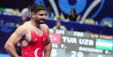 Turkish wrestler Taha Akgül headed to 2020 Olympics in Tokyo