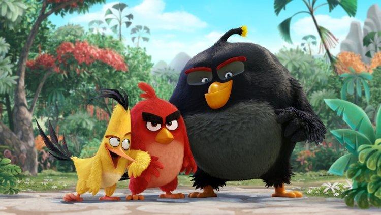 Angry Birds farklı versiyonla geliyor!