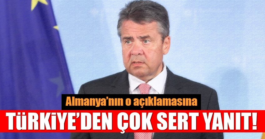 AB Bakanı Çelik'ten Almanya'ya çok sert yanıt
