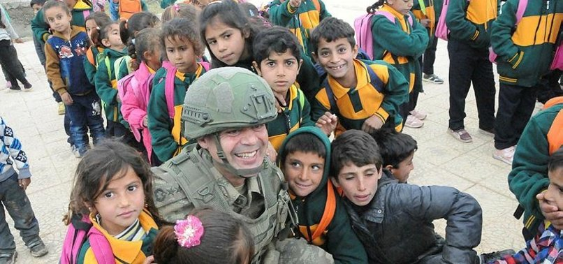 WESTERN MEDIA TRIED TO DEFAME TURKEY'S ANTI-TERROR OFFENSIVE