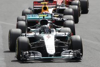 Rosberg near clinching F1 title