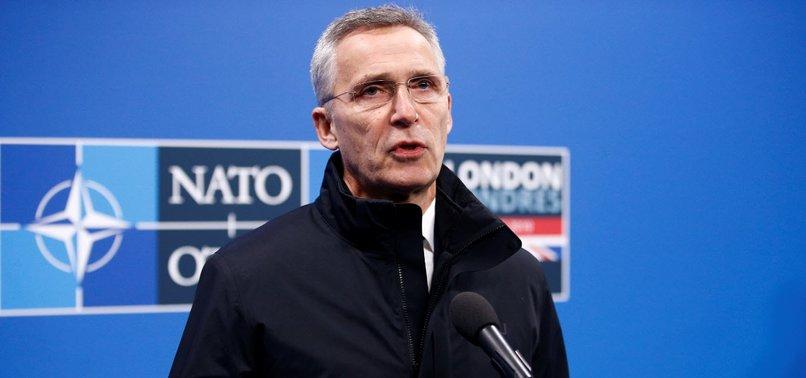 NATO ACTIVE, AGILE, ADAPTING: NATO CHIEF