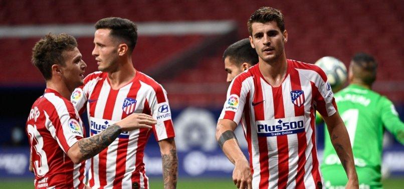Morata double leads Atletico to 3-0 win over Mallorca in La Liga ...