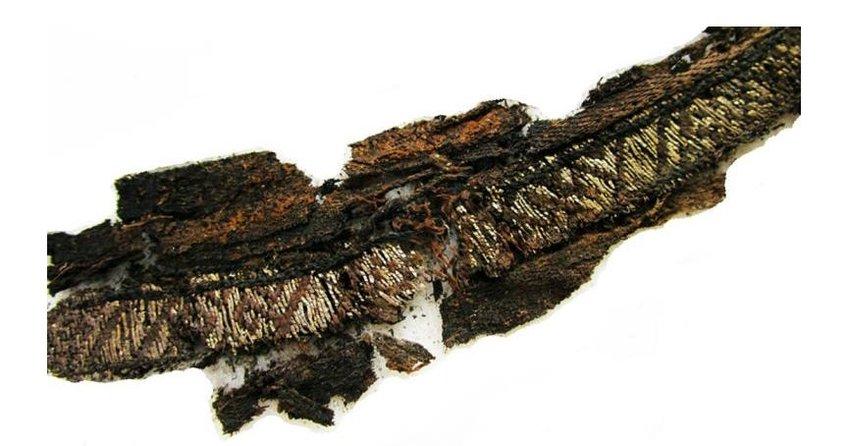 Viking mezarlarında üzerinde Allah ve Ali yazan kumaşlar bulundu