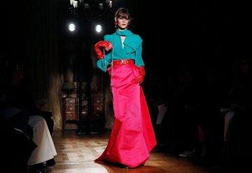 RVDK Ronald Van der Kemp Haute Couture İlkbahar/Yaz 2020