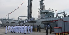 Turkish defense industry delivers one of its largest single-item export projects: Fleet tanker to Pakistan Navy