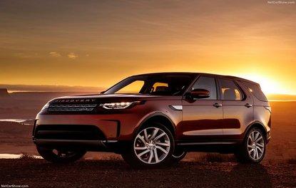 Yeni Land Rover Discovery Türkiye'de satışa sunuldu