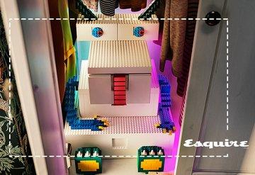 Aynı temelde iki markanın işbirliği: IKEA x LEGO
