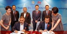 Turkcell, Huawei sign deal on smart cities in Turkey