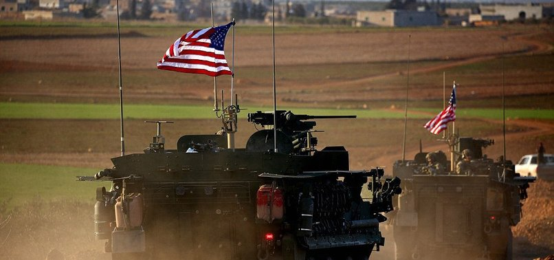 US TROOPS BLOCK RUSSIAN FORCES FROM REACHING OIL FIELD IN HASAKAH, SYRIA