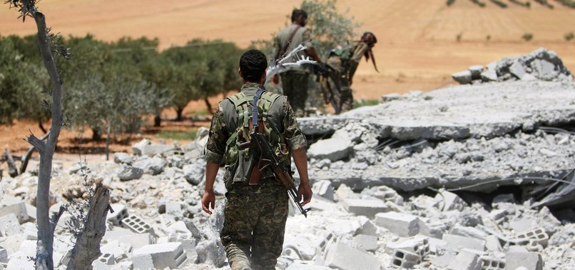 PKK/YPG DETAINS THOUSANDS OF INDIVIDUALS IN WAR-TORN SYRIA
