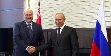Belarusian leader says he asked Putin for armaments at meeting