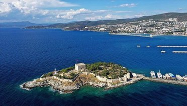 Barbaros Hayrettin Paşanın Mirası Kale Kuşadasının Tanıtım Yüzü Olacak