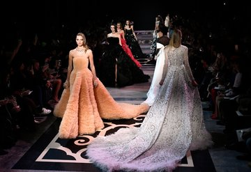 Georges Hobeika Haute Couture İlkbahar/Yaz 2019