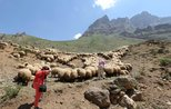 Picturesque mountains cleared of terrorism attract tourists