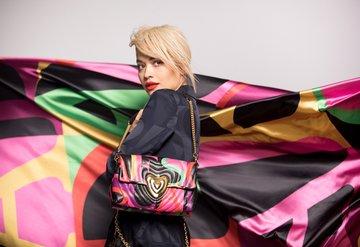 Escadanın yeni marka elçisi: Rita Ora!