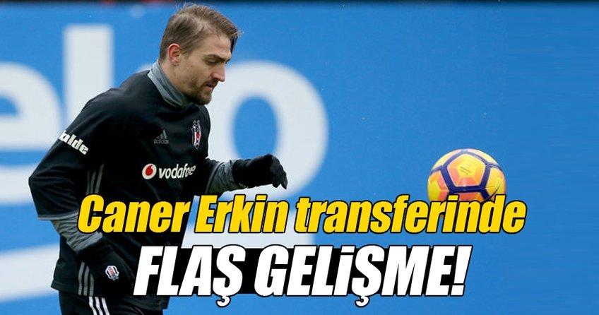 Caner Erkin transferi için yeni gelişme!