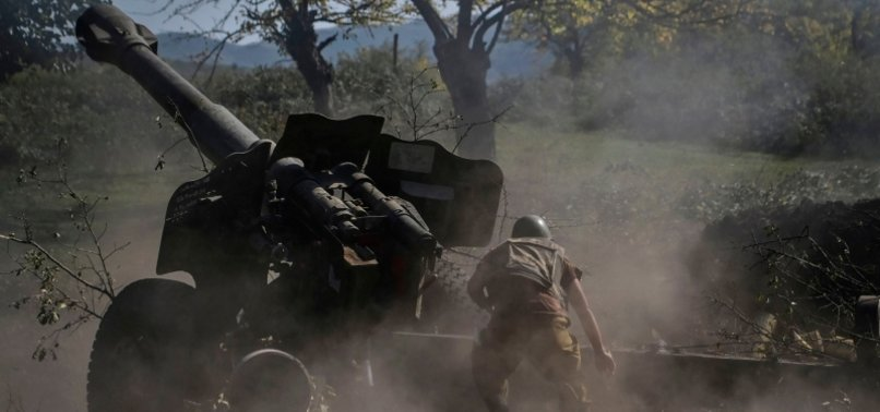 ARMENIA CONTINUES VIOLATING CEASE-FIRE: AZERBAIJANS DM