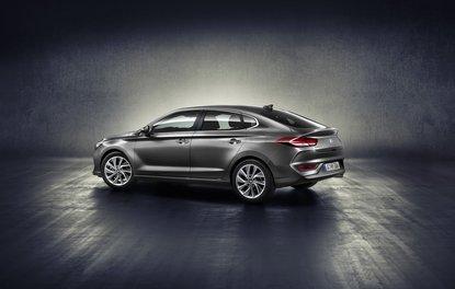 Hyundai i30 Fastback tanıtıldı