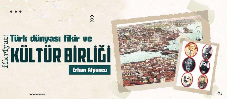 Türk dünyası fikir ve kültür birliği