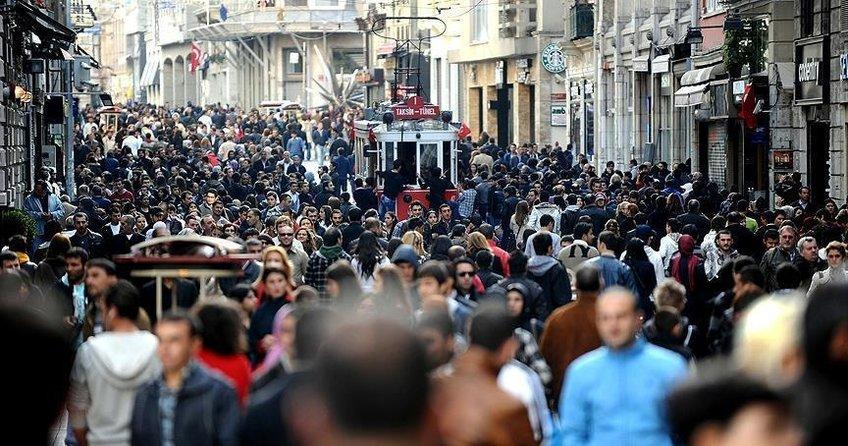 Türkiye nüfusunun 2040da 100 milyonu geçmesi bekleniyor