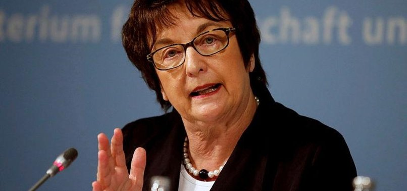 TRUMPS TRADE POLICIES JEOPARDISE JOBS AND PROSPERITY - GERMAN MINISTER