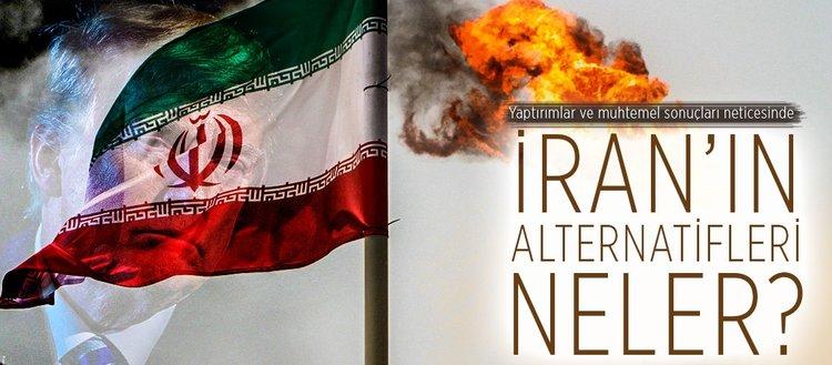 İranın alternatifleri neler?