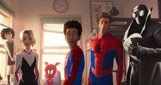 """""""Spider- Verse 2"""" için çalışmalar başladı"""