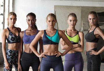 Victoria's Secret modelleri formlarını nasıl koruyor?