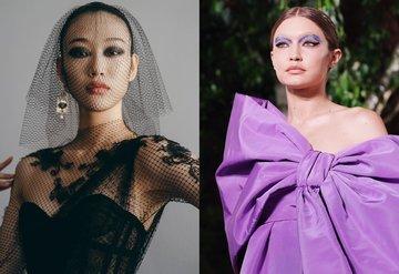 Couture şovlarında öne çıkan güzellik trendleri