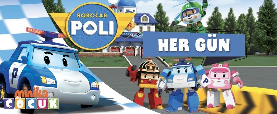 Robocar Poli | Temmuz Tanıtım