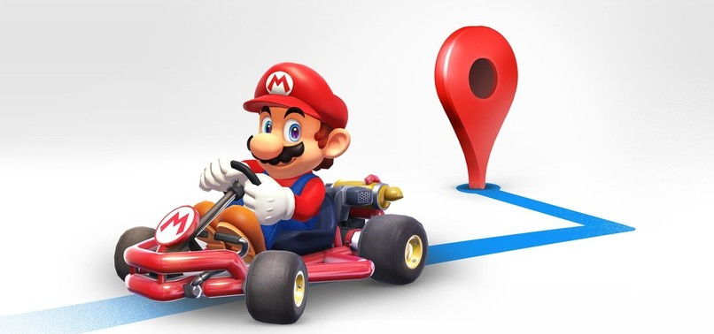 NINTENDO TEAMS UP WITH GOOGLE TO BRING MARIO TO GOOGLE MAPS FOR MAR10 DAY