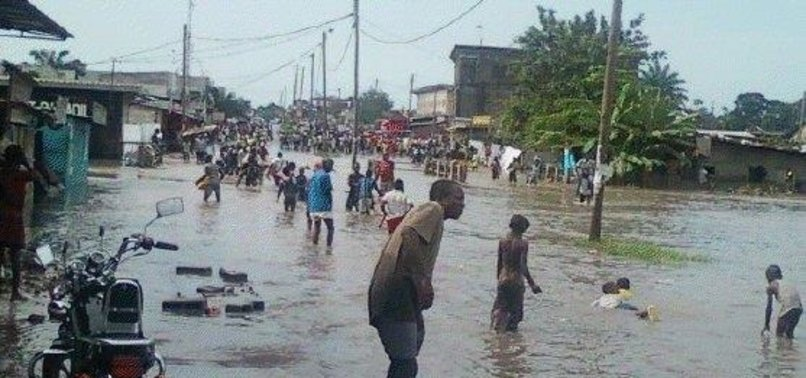 30,000 STRANDED IN NORTHEASTERN DR CONGO AFTER FLOODS