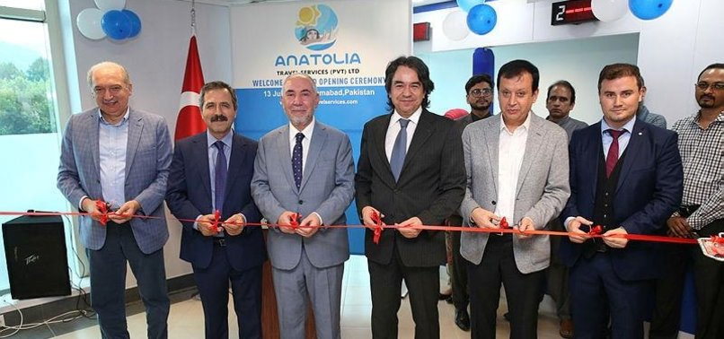 TURKISH VISA CENTER OFFICE OPENS IN PAKISTANI CAPITAL