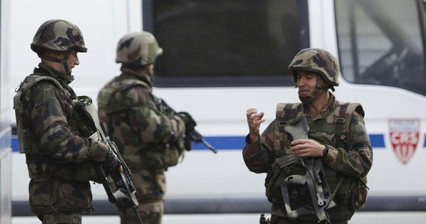 Fransada rehine operasyonu